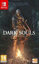 Dark Souls Remastered Nintendo SWITCH NSW NEW Release Pre-Order FREE UK post