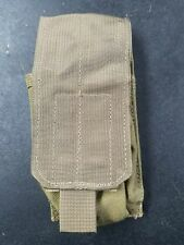 Eagle Allied Industries SFLCS Smoke Grenade Pouch Khaki Tan