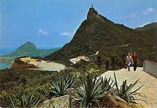 B29151 Rio de Janeiro view of Corcovado from Dona Marta sight seeing   brazil