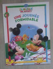La maison de Mickey Un journée  formidable