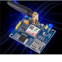 GSM GPRS SIM800C Bluetooth Development Board Quad-band Module with Antenna