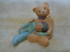 "New ListingMiss Martha Holcombe Originals All God's Children Paddy Paw Bear & Luke 3.25"""