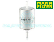 Mann Hummel OE Quality Replacement Fuel Filter WK 720/3