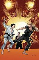 Cobra Kai Karate Kid Saga Continues #1-4 | Select A & B 1:10 IDW Comics NM 2020