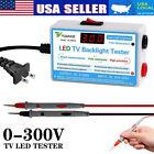 Home LED TV Backlight Tester Output 0-300V Lamp Bead LCD Digital Display StripTU