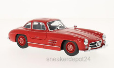 Mercedes-Benz 300 SL rot,Modellauto Welly,1:24,NEX  Collection, ab 8 Jahren,