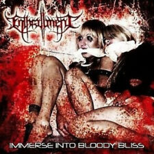 "Enthrallment ""Immerse Into Bloody Bliss"" CD [Bulgarian Brutal Gore Death Metal]"