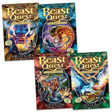 Beast Quest Pack: Series 14 (4 books), RRP £19.96