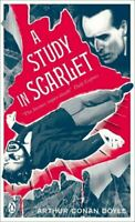A Study in Scarlet (Read Red) by Conan Doyle, Arthur Paperback Book The Fast