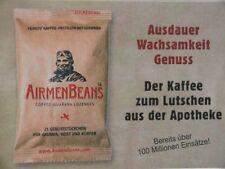(13,81 EUR / 100 Gramm) 1 Pckg. AirmenBeans Kaffee-Guarana Airmen Beans