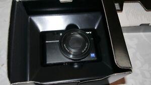 Sony RX 100 Edelkompaktkamera