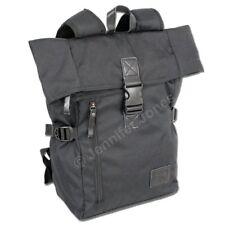Rucksack Kurier Courier schwarz Harolds Laptopfach Backpack Fahrrad Uni Studium
