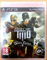 Army of Two - The Devil's Cartel Edition - PS3 Games - Brand New