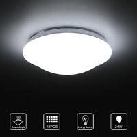 18W - 36W Dimmbar LED Deckenlampe Deckenleuchte Wohnzimmer Küchen Lampe Modern