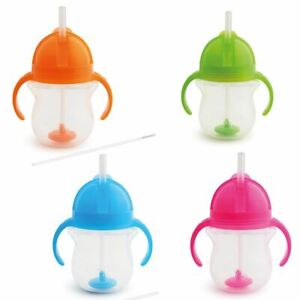 Munchkin Click Lock Tip & Sip Straw Cup 200ml