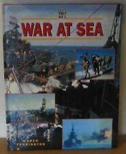 WAR AT SEA, karen-farrington, Very Good, Hardcover