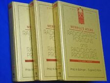 Merrill's Atlas of Radiographic Positions and Radiologic Procedures Volume 1 2 3
