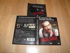 EL CRIMEN DEL CAPITAN SANCHEZ - LA HUELLA DEL CRIMEN EN DVD EN BUEN ESTADO