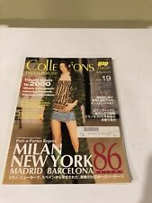 PRET A PORTER COLLECTIONS MAGAZINE 1999/2000 Milan New York Spain Collection