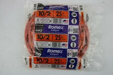 25 ft 10/2 Solid Romex SIMpull Indoor Copper NM-B Wire - 28829021