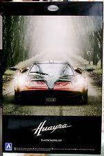 2011 Pagani Huayra, 1:24, 010914 Aoshima