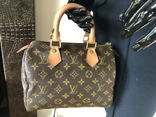 Original Louis Vuitton Speedy 25 Vintage Bag Monogram Canvas von 1998