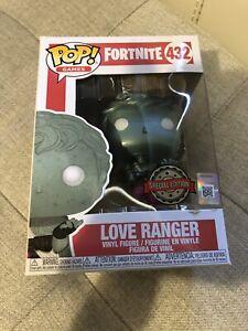 Fortnite Love Ranger 432 Pop Vinyl