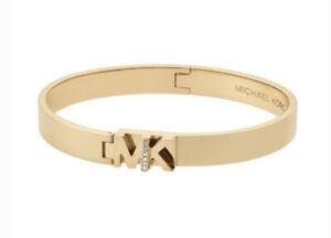 Michael Kors Gold Tone Stainless Steel Bracelets 401402