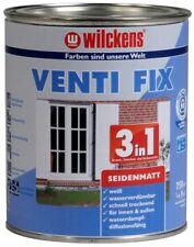 Wilckens 3in1 VENTI-FIX Fensterweiss PSKWM 9110 seidenglänzend 750ml