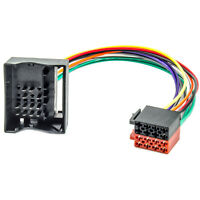 Radio Adapter Kabel für RENAULT Megane 3 Laguna 3 Twingo 2 Scenic Koleos ISO