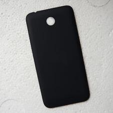Black Housing Battery Back Rear Door Cover Case For HTC Desire 510