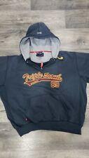 Vintage 90s Triple Five Soul Hoodie Full Zip Hooded Sweatshirt 555 Soul Brooklyn