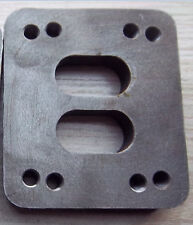 cast iron T3 T4 turbo divided twin scroll exhaust manifold flange adapter