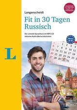 Langenscheidt Fit in 30 Tagen - Russisch - Sprachkurs für Anfänger und Wiedereinsteiger von Natalia Hood und Antje Razuev (2017, Taschenbuch)