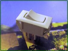 IVORY ON / ON  SPST SWITCH by SIGMA, RV 2 WAY LIGHTING, OR ON / OFF BLANK,