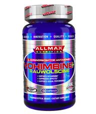 ALLMAX Nutrition, Yohimbine HCl (Max Strength) 3.5 mg 60 Veggie Capsules 2020/08