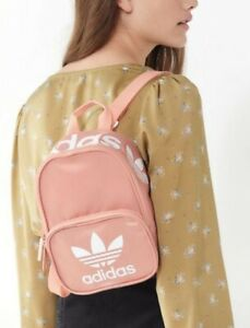 adidas Originals Santiago Mini Backpack Dust Pink/White, Travel/Sports Bag