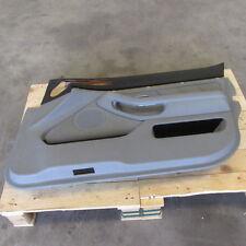 BMW E39 525i 528i 530i 540i M5 RIGHT FRONT INTERIOR DOOR PANEL TRIM GREY GRAY