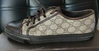 Pre-Owned Gucci 'California' Guccissima size 9G /9.5US- Lowtop