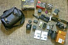 Nikon D D3400 24.2MP Digital SLR Camera Kit * Mint Condition