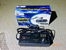 Mains Adaptor, Variable Output 3-24v 1.5A, 100-240vAC