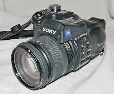 Sony Cybershot Digital Camera DSC- F828 - Carl Zeiss Lens & F32X Flash
