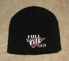 Official Full Tilt Poker Beanie Winter Hat BRAND NEW!