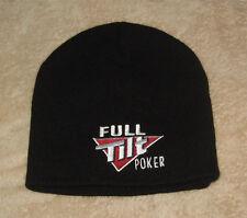 Official Full Tilt Poker Beanie Winter Hat BRAND NEW!