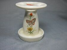 TAKAHASHI Butterflies Flowers Decorated Toothbrush Holder San Francisco