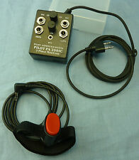 Aviation Intercom PA200 IC, Portable 2 Place Intercom Pilot