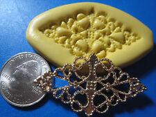 Cake Bling jewel gem Silicone Molds Fondant Gumpaste isomalt clay #310-4