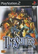 TIME SPLITTERS          -----   pour PS2  // PN