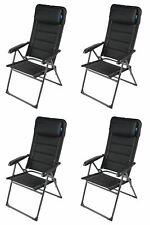 4 x Kampa Comfort Chair - Firenze