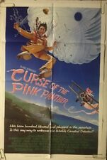 Curse Of The Pink Panther Original Vintage Poster Movie Promo Ad 1983 Pin-up Ad